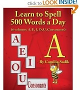 4th Grade Spelling Book to Spell Long Vowels