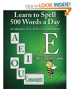 Learn to Spell the Vowel E
