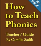How to Teach Phonics Adults