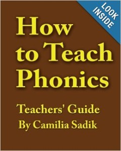 How to Teach Phonics to ESL Students
