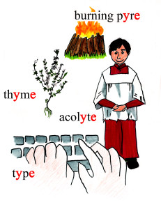 Long Vowels Combinations